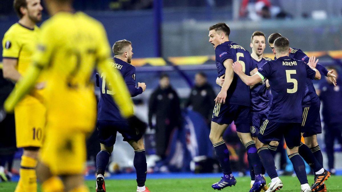 Dinamo Zagreb - Tottenham