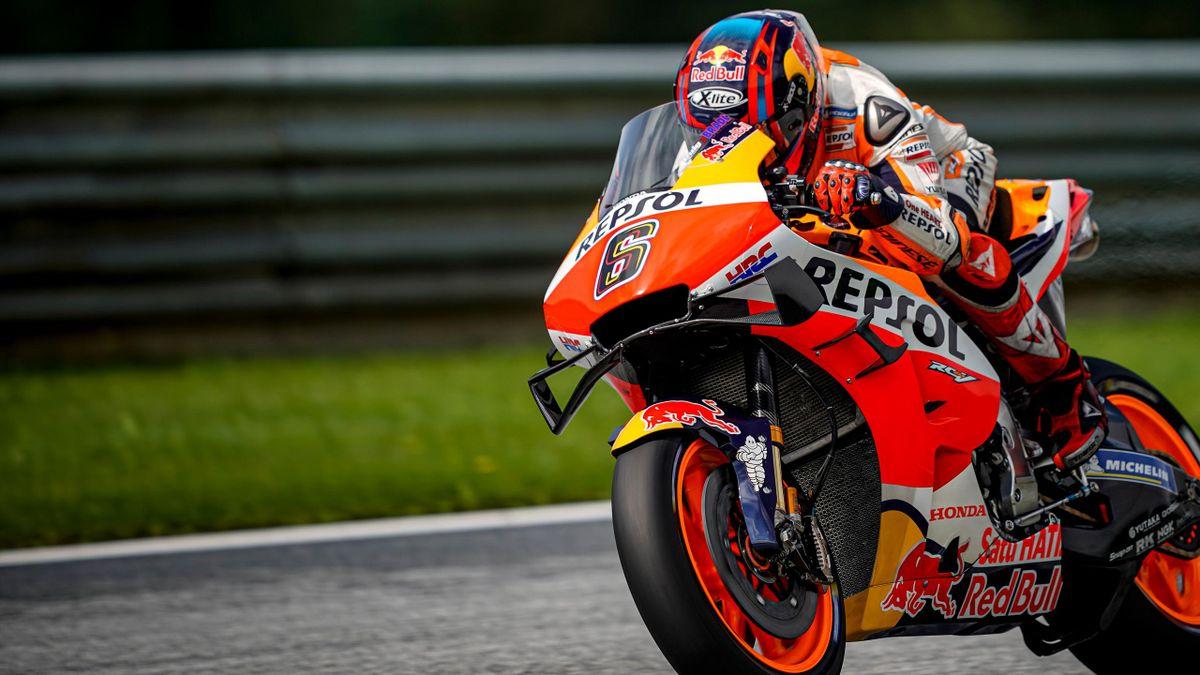 MotoGP-Pilot Stefan Bradl