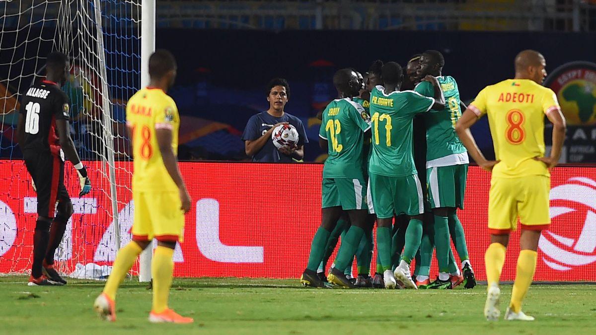 Copa África 2019, Senegal-Benín
