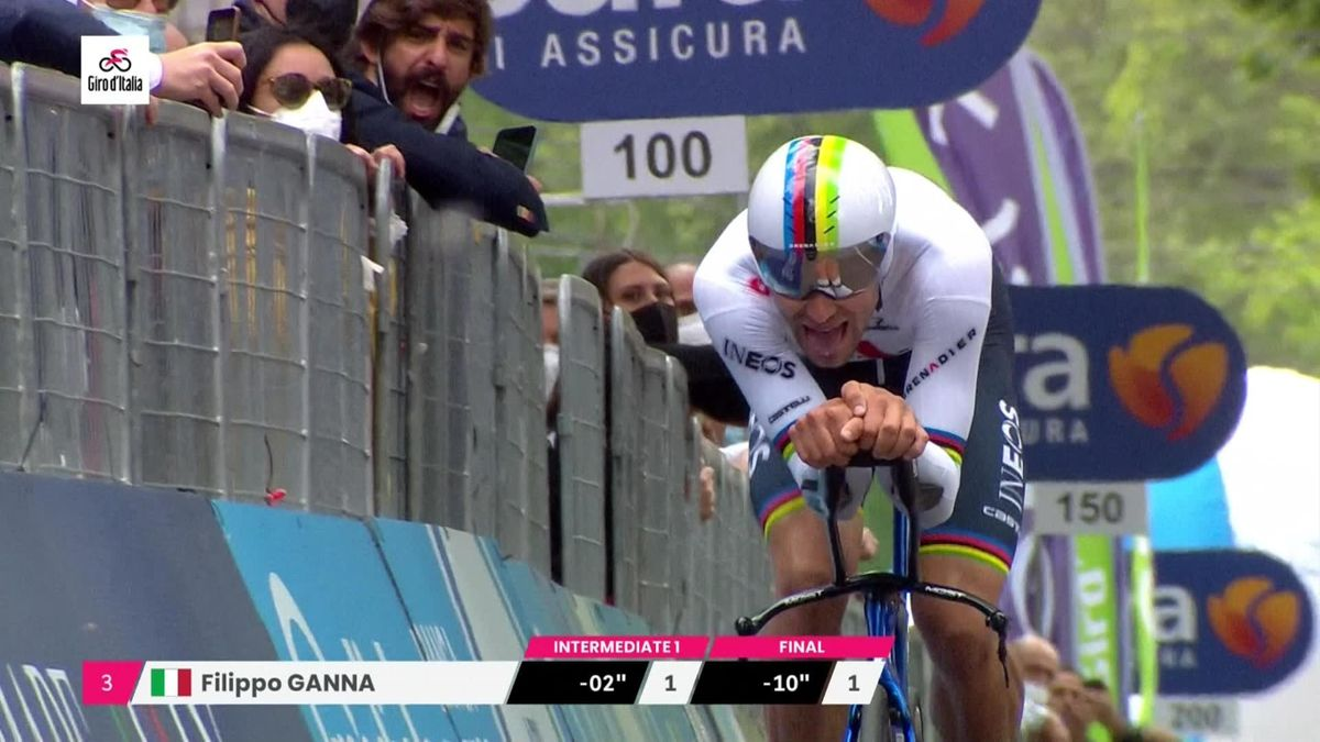 Giro d'Italia| Samenvatting 1 etappe 1