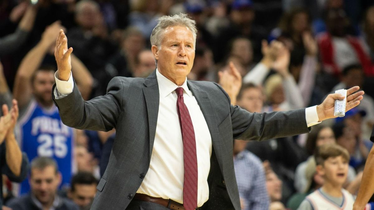 Brett Brown | Philadelphia 76'ers's Head Coach
