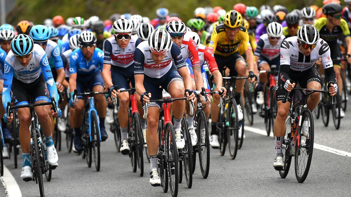 La Vuelta 2020, prima tappa