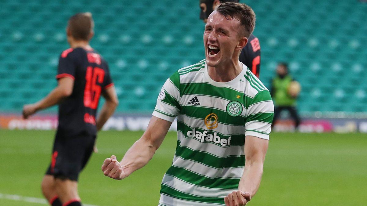David Turnbull as on the scoresheet for Celtic