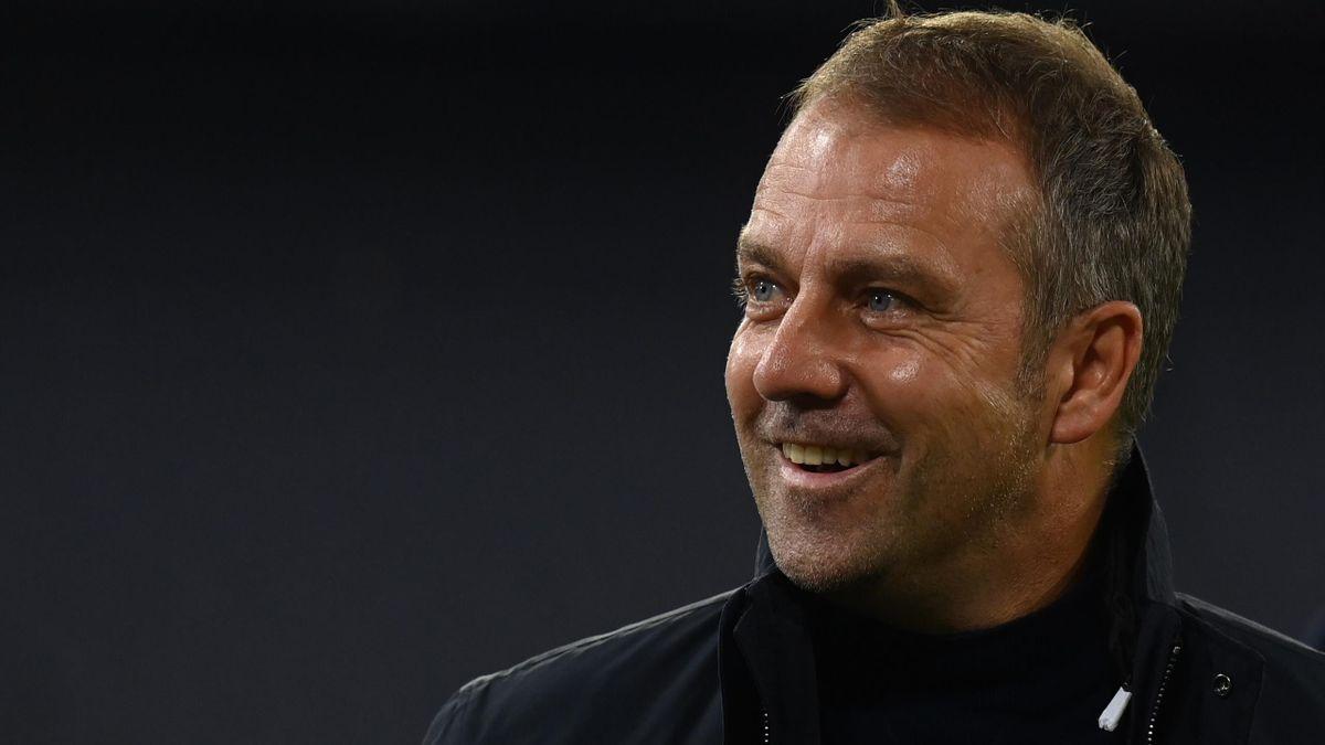 Trainer des FC Bayern: Hansi Flick