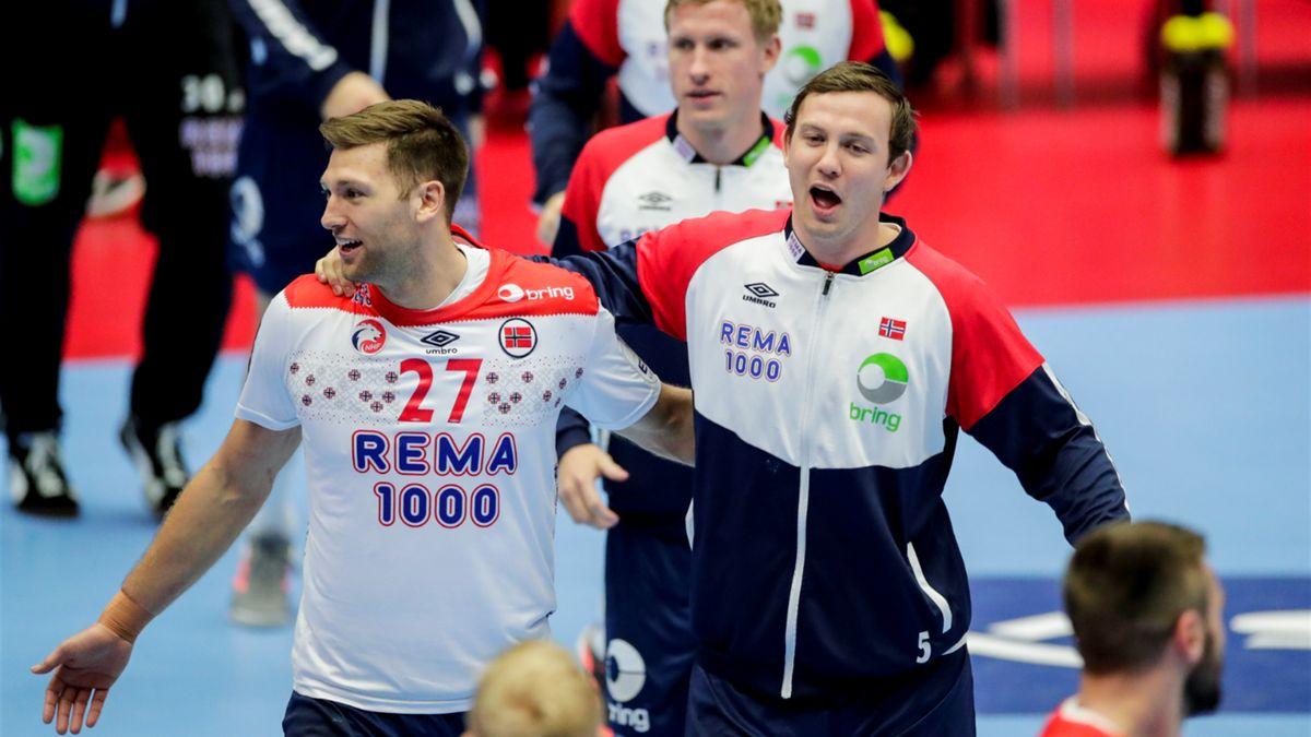 Herre Vm I Handball 2025 Til Norge Danmark Og Kroatia Eurosport