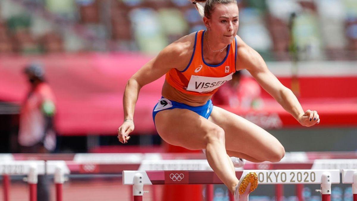 Tokyo 2020 | Halve finale 100 meter horden vrouwen