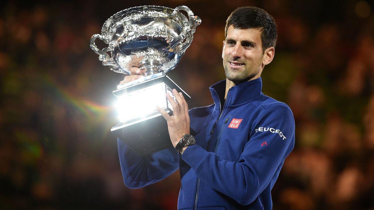 Novak Djokovic à nouveau couronné à Melbourne