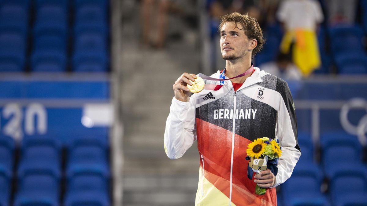 Alexander Zverev (Deutschland) - Olympia 2021
