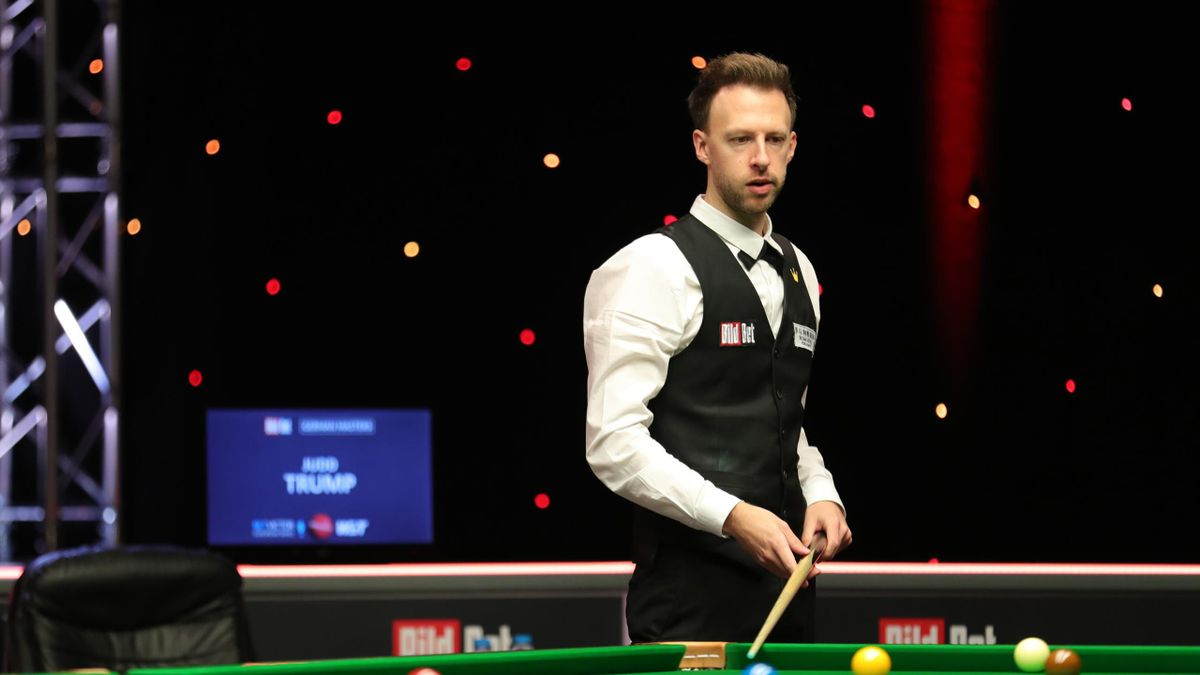 Judd Trump | German Masters