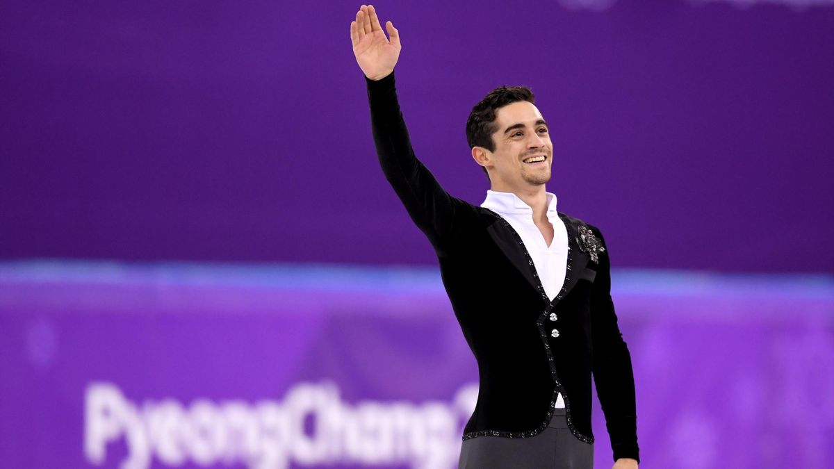 Javier Fernández - PyeongChang 2018