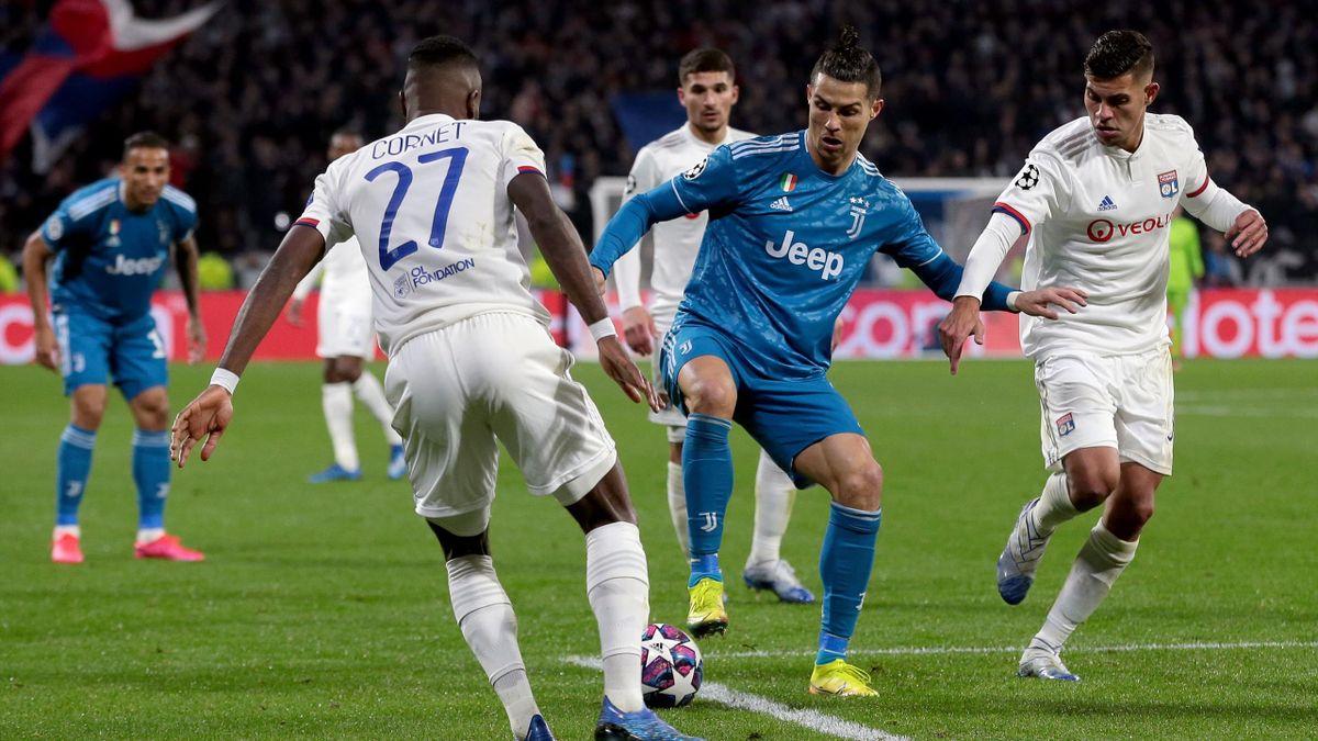 OL - Juventus