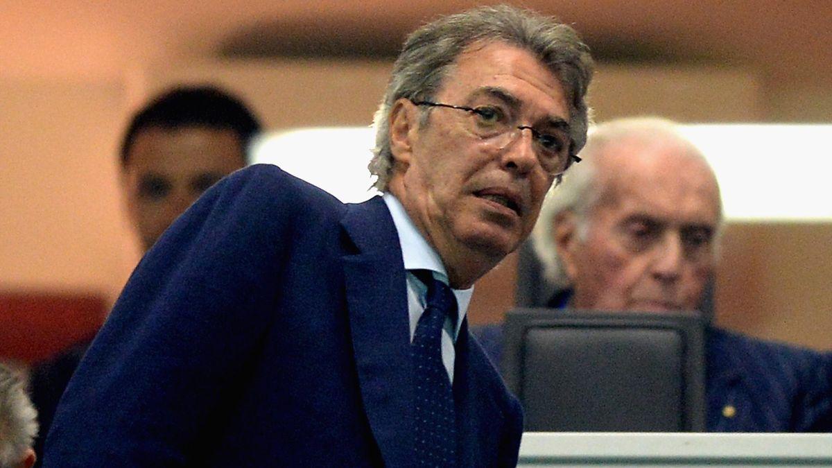 Massimo Moratti - Inter