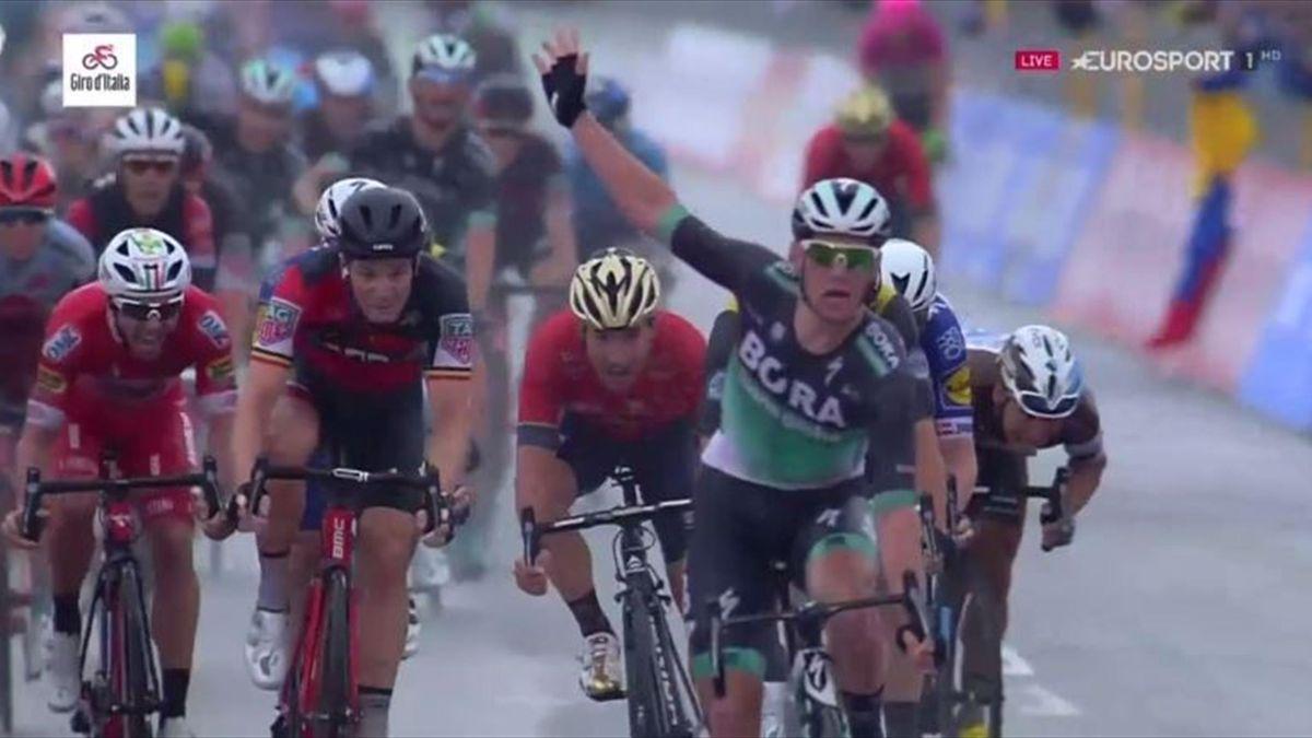 Sam Bennett, Giro de Italia