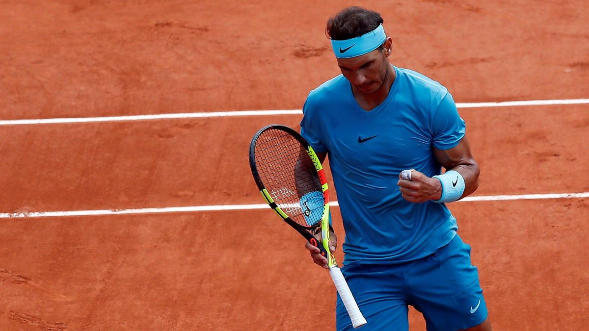 Rafa Nadal, cuartos de final Roland Garros 2018