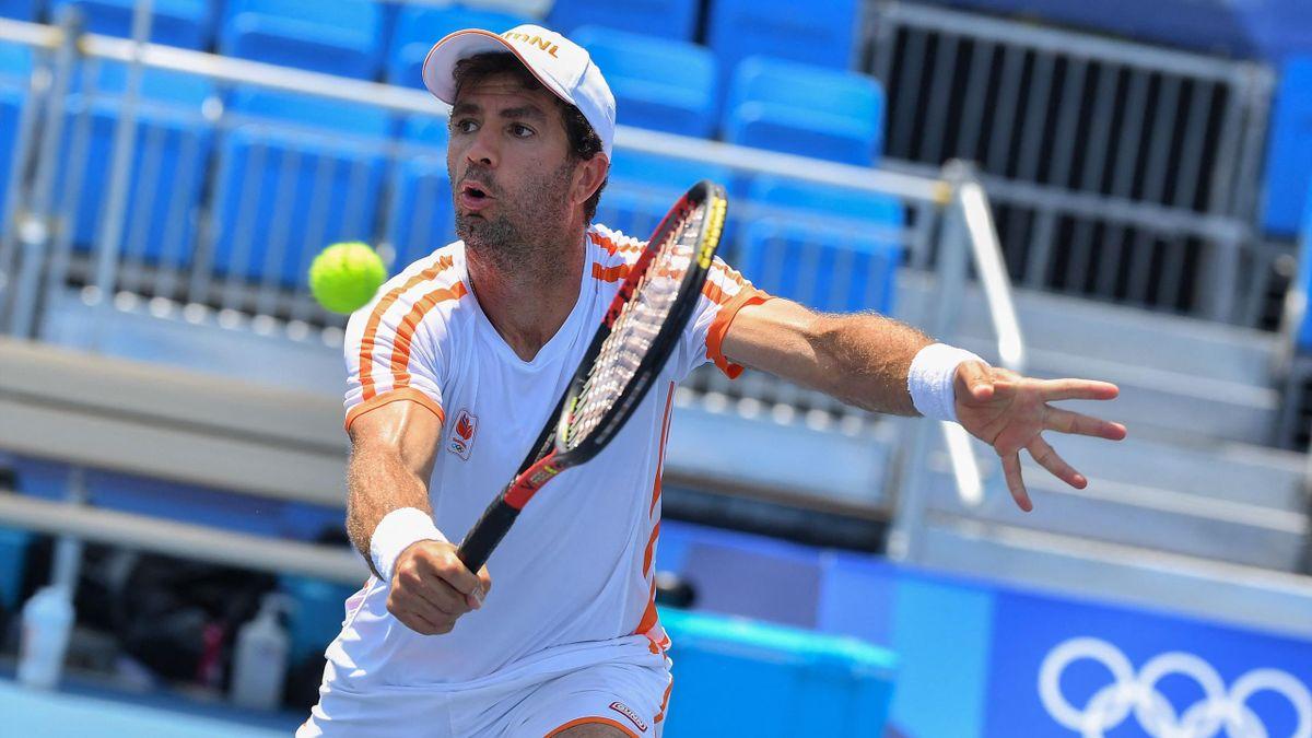 Tennisprofi Jean-Julien Rojer wurde positiv getestet.