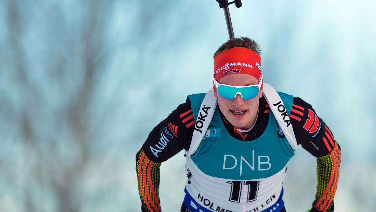 Doll will die Favoriten beim Biathlon-Weltcup ärgern