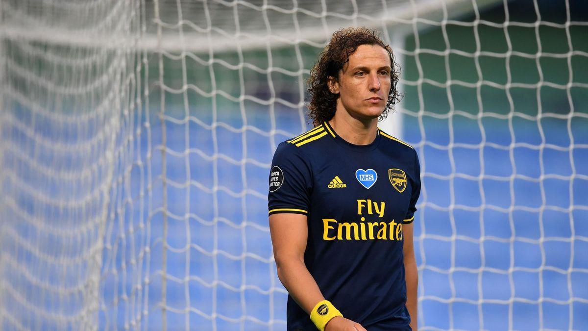 Premier League | David Luiz, fundașul lui Arsenal