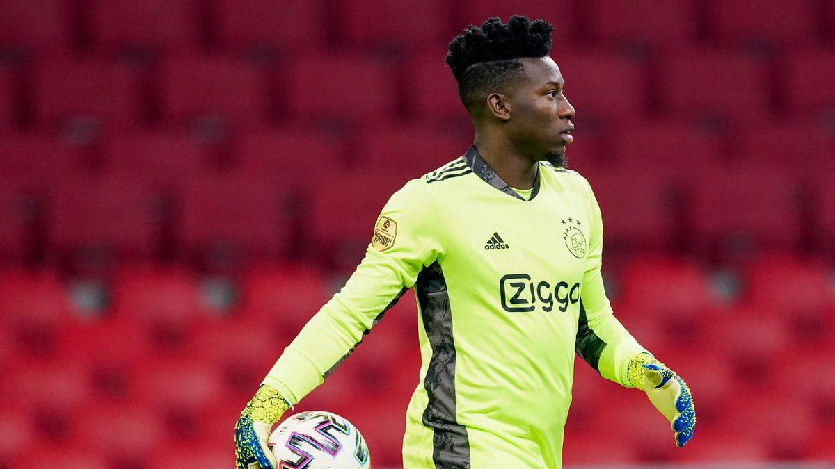 André Onana (Ajax Amsterdam) wird für ein Jahr gesperrt