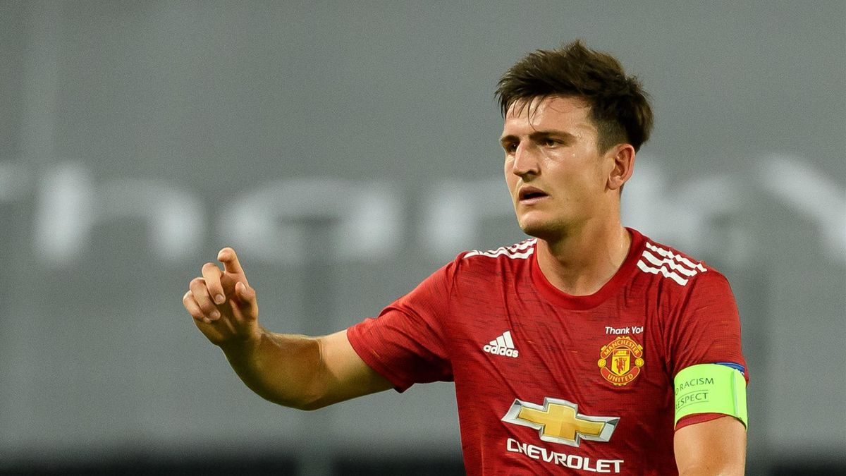 Harry Maguire to remain Manchester United captain - Eurosport