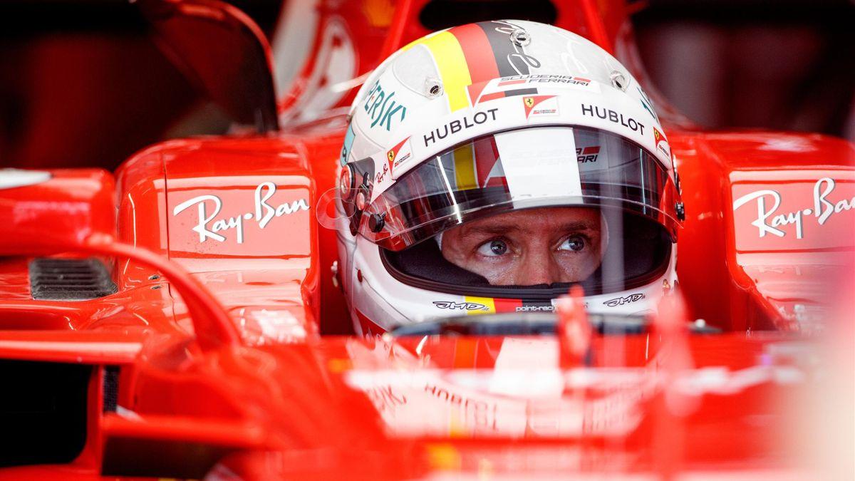 Sebastian Vettel (Ferrari) - Grand Prix of Malaysia 2017