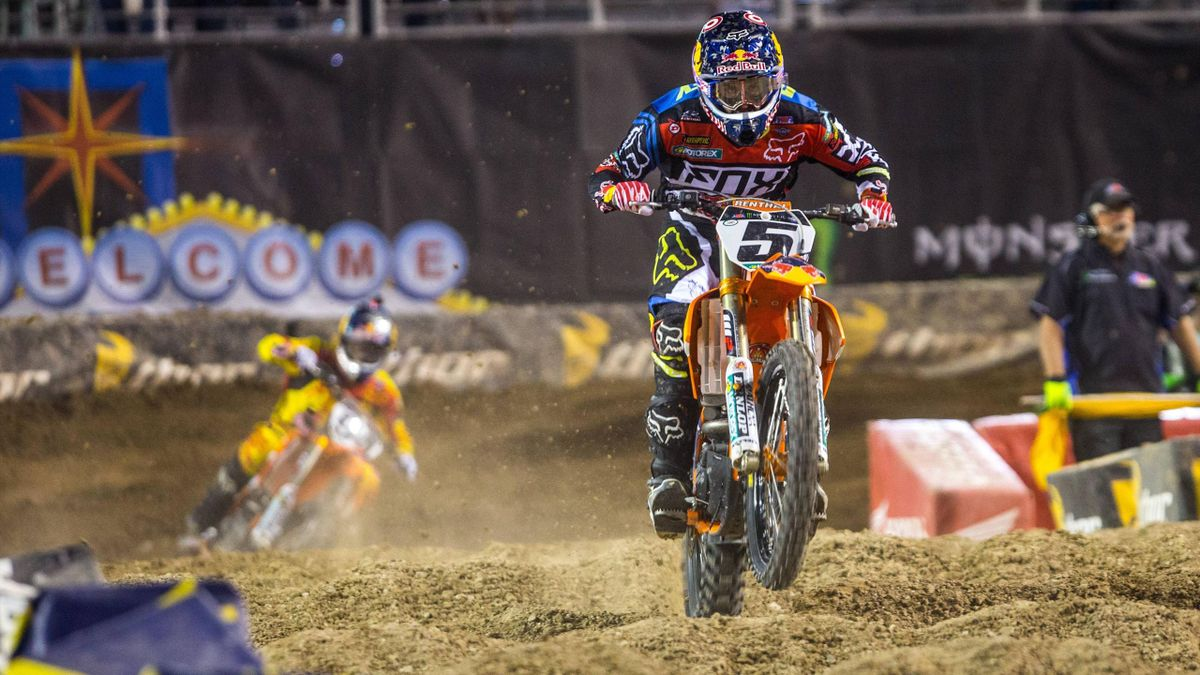 2015, Ryan Dungey, Supercross, Imago