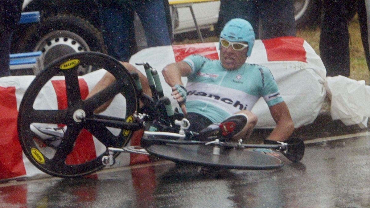 Jan Ullrich bei der Tour de France 2003