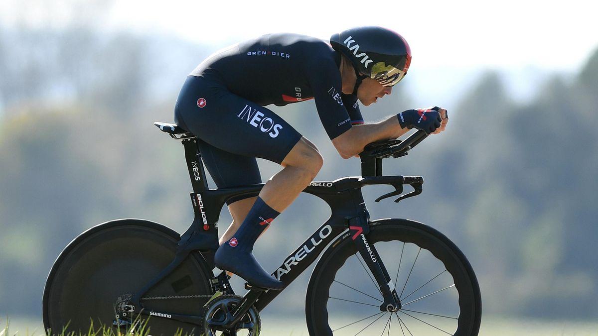 Ronde van Catalonië   Rohan Dennis snelste in tijdrit, Almeida pakt leiding in klassement