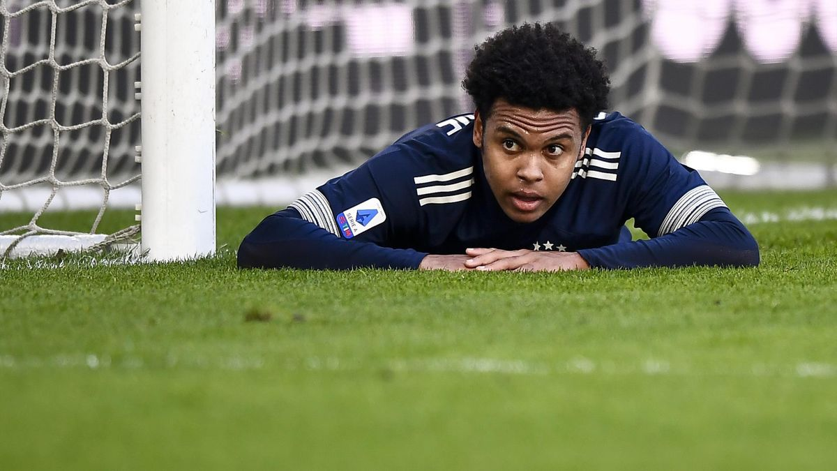 Weston McKennie, Juventus, Getty Images