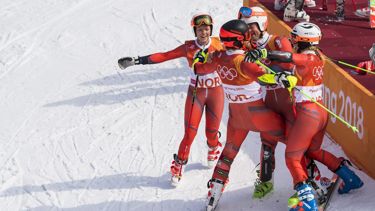 Norge alpint