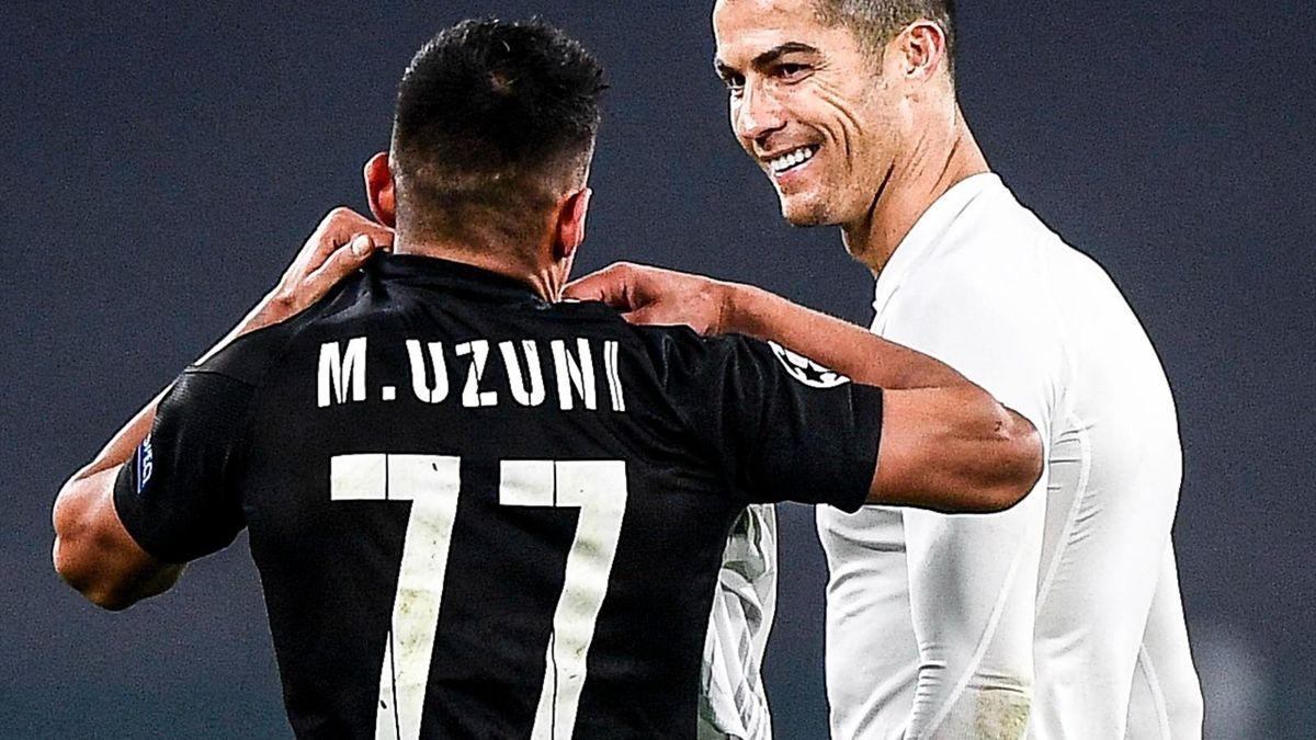 Cristiano Ronaldo și Myrto Uzuni