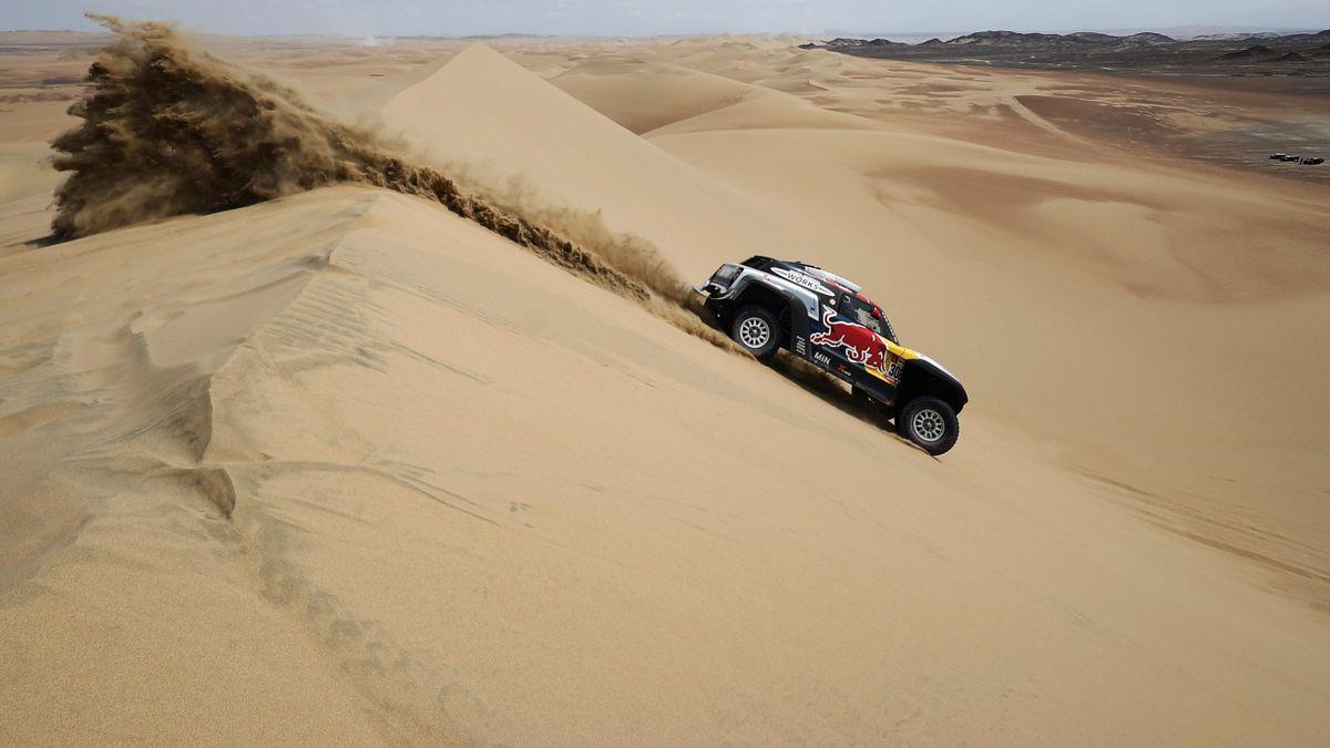 Cyril Despres and Jean Paul Cottret | Rally Raid Dakar | ESP Player Feature