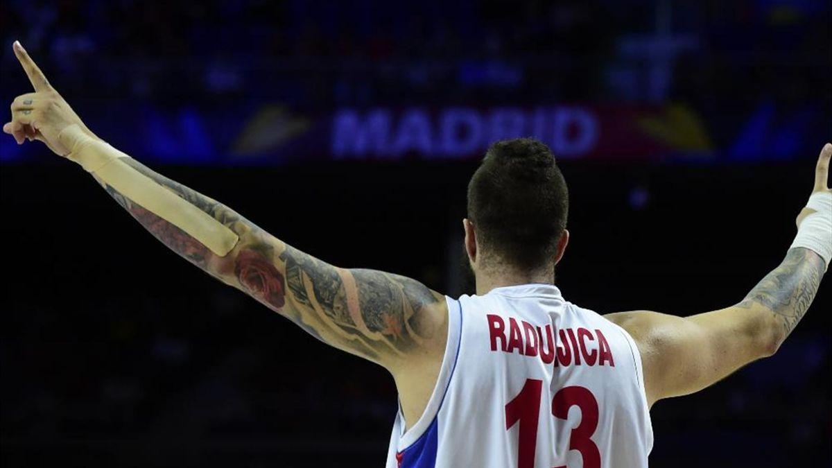 Мирослав Радулица, сборная Сербии