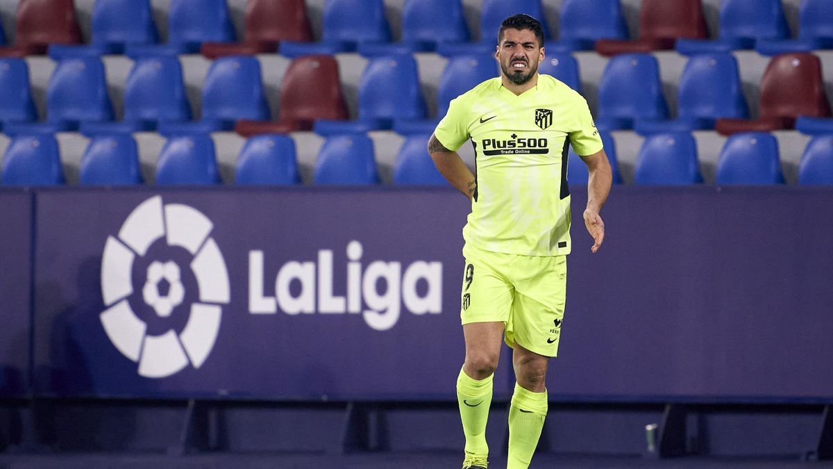 Luis Suárez - Atlético Madrid