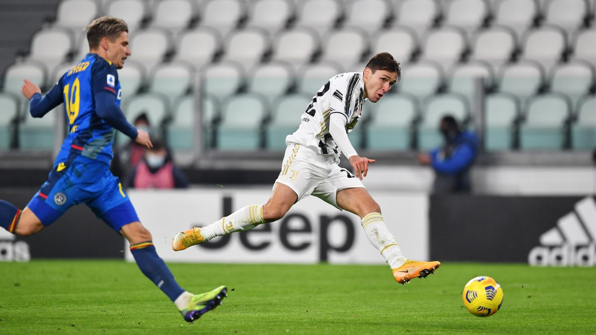 Federico Chiesa, Juventus-Udinese, Serie A 2020-21, Getty Images