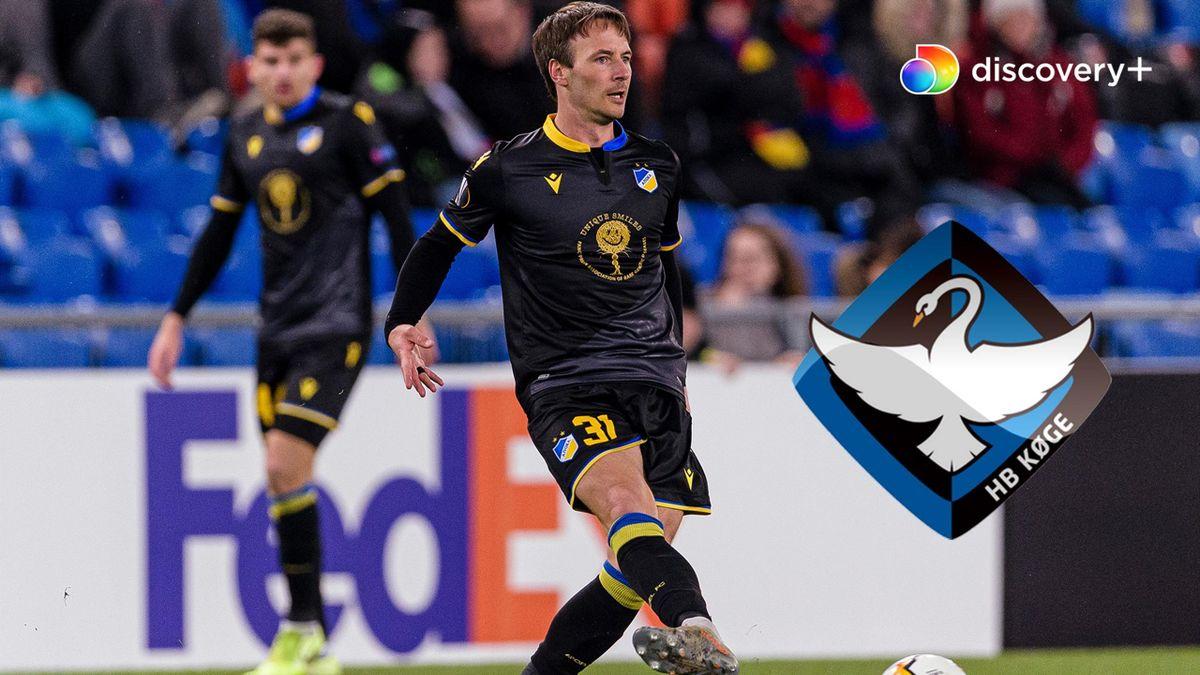 HB Køge har fået fingrene i klubløse Mike Jensen.