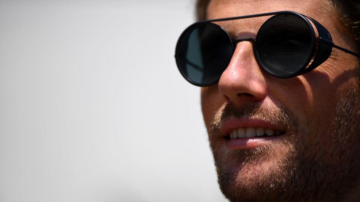 Romain Grosjean (Haas) au Grand Prix d'Azerbaïdjan 2019