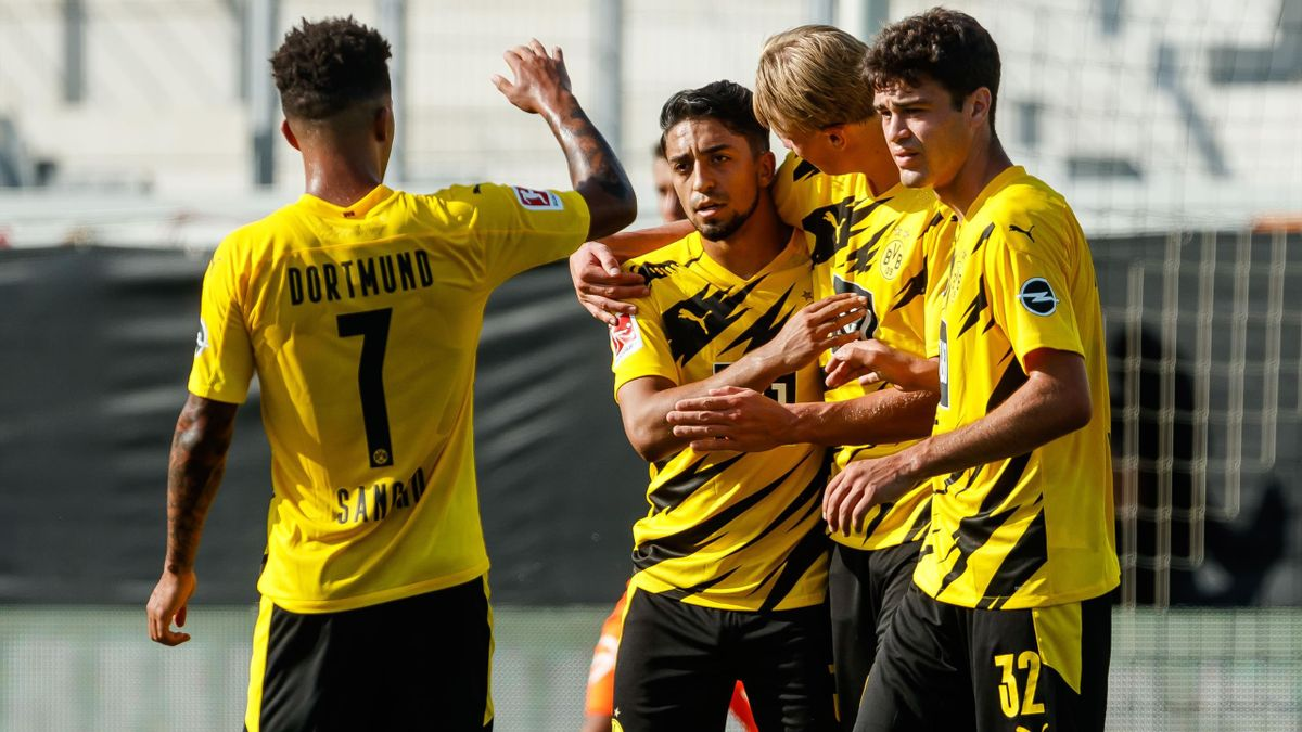 Borussia Dortmund gegen Altach