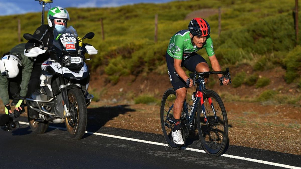Carapaz - Vuelta 2020, stage 17 - Getty Images