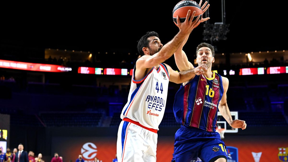 Simon contro Gasol, Barcellona-Anadolu Efes, finale Eurolega 2021