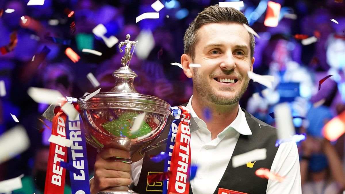 Mark Selby | Snooker-Weltmeister 2021