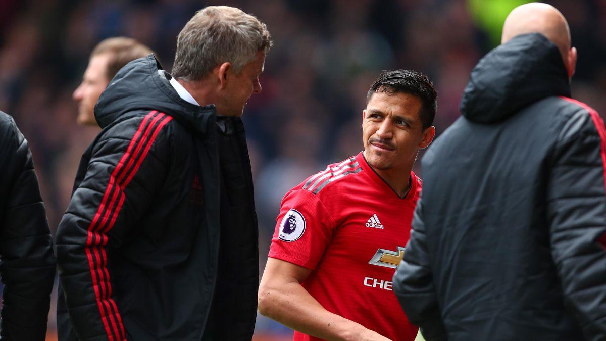 Alexis Sanchez va pleca de la United doar dacă va primi un salariu comparabil