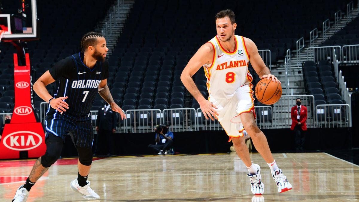 Danilo Gallinari, Atlanta Hawks 2020-21