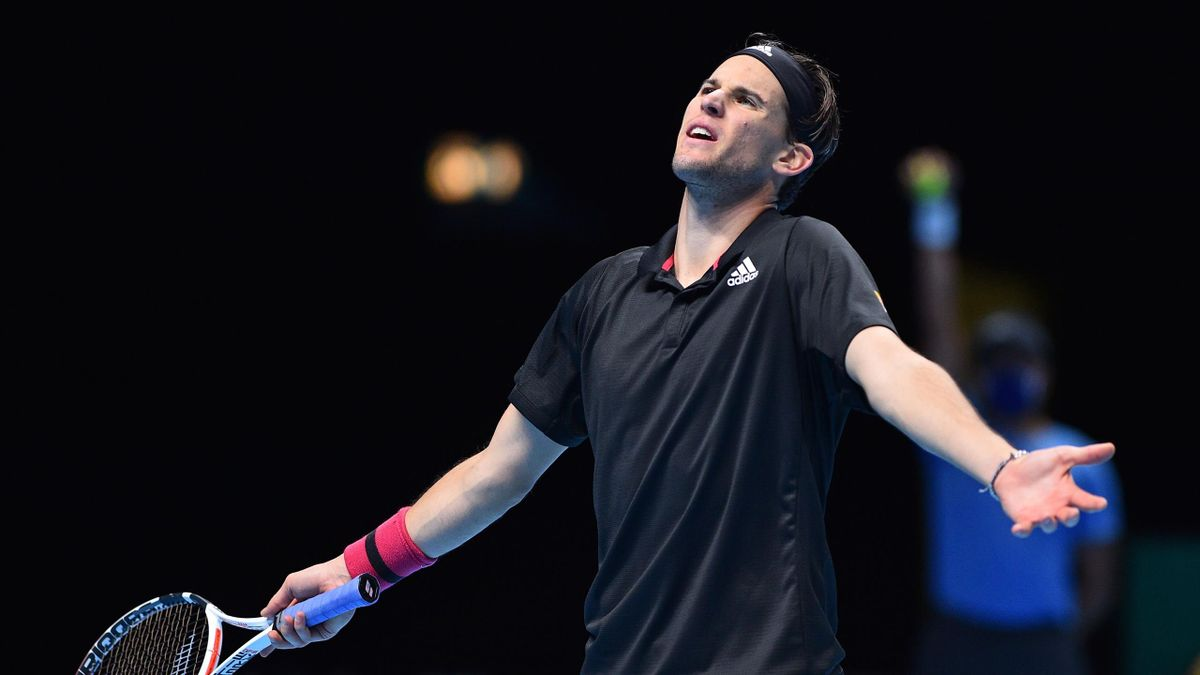 Dominic Thiem - ATP Finals