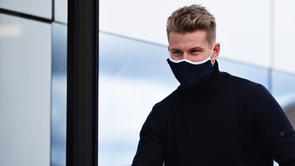 Nico Hülkenberg soll Ersatzfahrer bei Mercedes werden