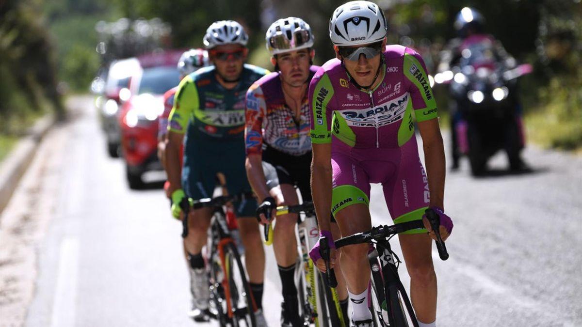 Filippo Zana - Giro d'Italia 2020, stage 6 - Getty Images
