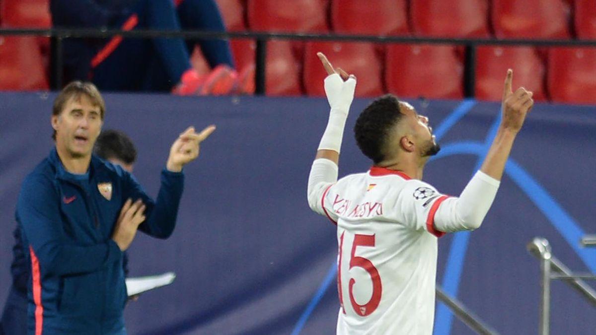 Sevilla Krasnodar