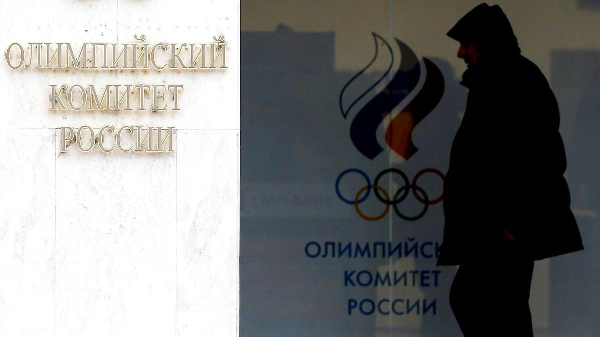 Comité olympique de Russie