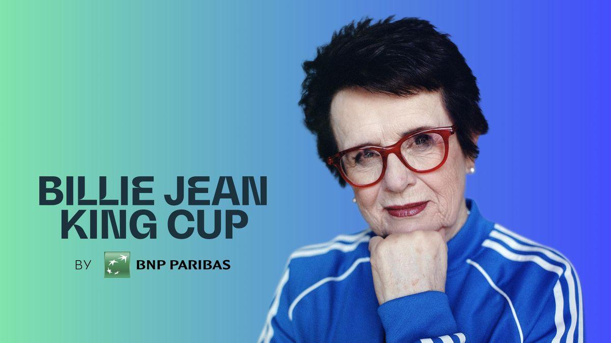 Billie Jean King Cup (credit: ITF)