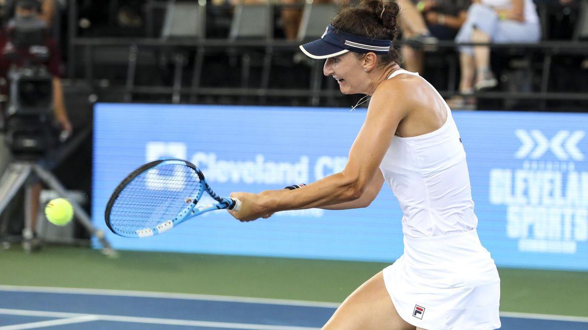 Irina Begu, în formă maximă înainte de US Open