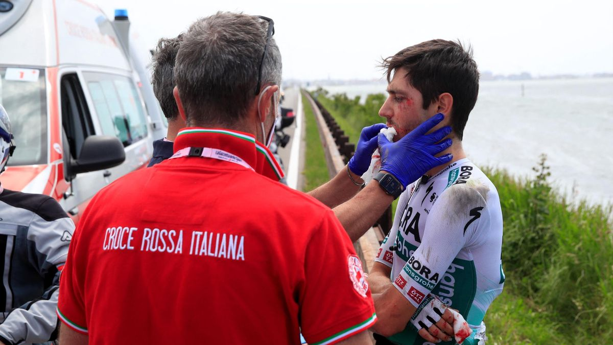 Emanuel Buchmann - Giro d'Italia